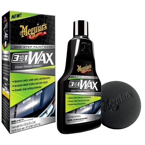MEGUIARS Meguiar's G191016EU 3-in-1 Wax 473 ml G191016EU