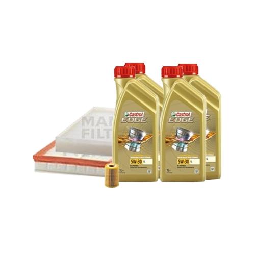 Inspektionskit Ölfilter, Luftfilter und Innenraumfilter + Motoröl 5W-30 LL 8L