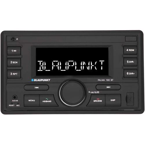Blaupunkt PALMA 190 BT Bluetooth Autoradio 2 002 018 000 007
