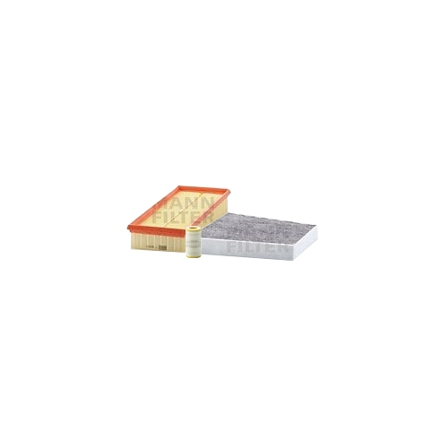 MANN-FILTER Ölfilter, Luftfilter und Aktivkohle Innenraumluftfilter VSF0451MAN