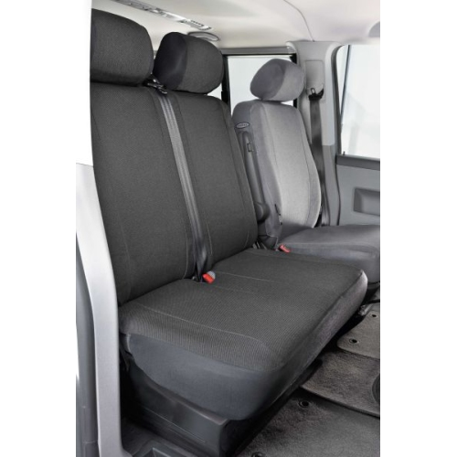 Seat covers for VW T4 double bench, front