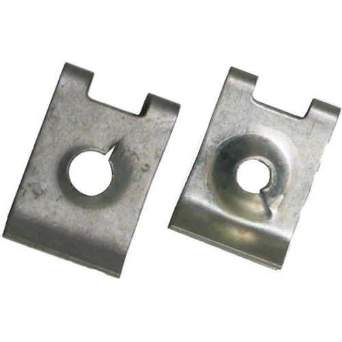 Blechmuttern 4605/001/51 1219 Ø 3,5 mm 100 Stück