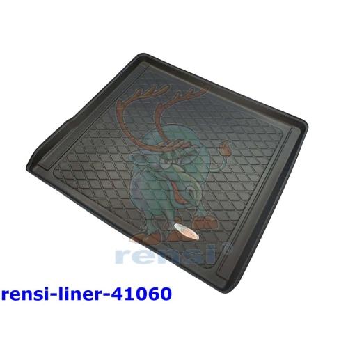 RENSI 41060 Kofferraumschalenmatte 5/7-Sitzer 3. SR umgeklappt Gewicht 2300 g