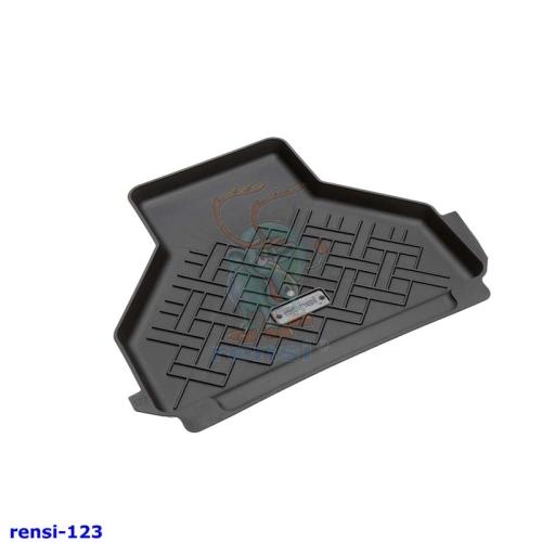 RENSI 123-1 Fußschalenmatte hinten rechts Gewicht 550 g