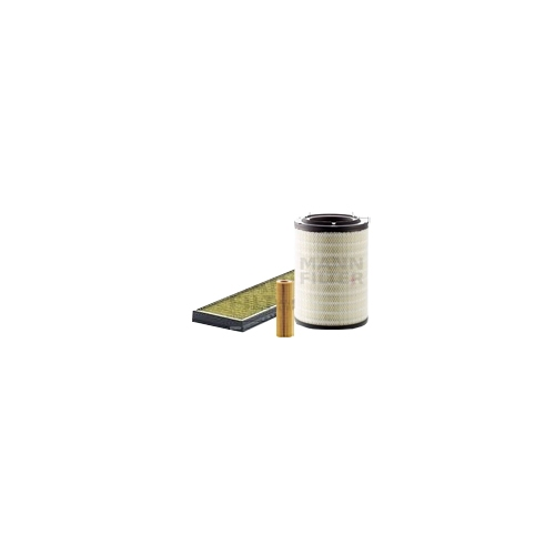 MANN-FILTER Filter Satz, Öl-,Luft und Innenraum-Filter Polyphenol VSF0212MAN
