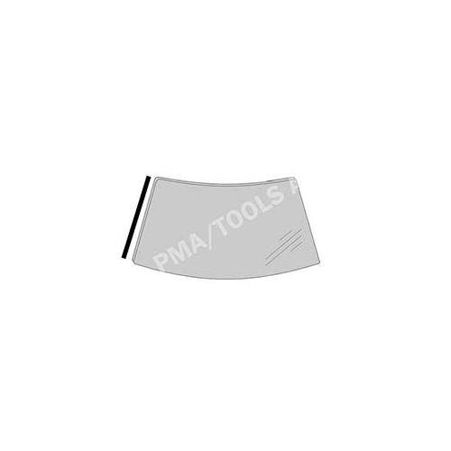 PMA TOOLS 224618137 Scheibenleiste vorne, einteilig links,außen für Ford C-Max