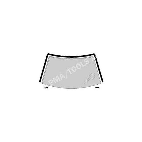 PMA TOOLS 175418131 Front window frame set, three-part for Citroen Xantia