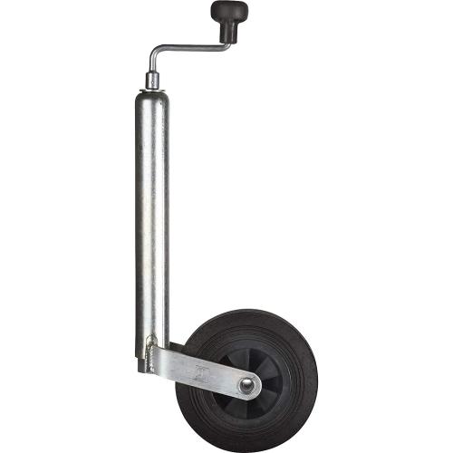 Winterhoff jockey wheel 1860900 solid rubber Load capacity 150 kg