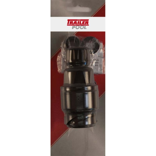 FRIELITZ 014000102-VP Stecker, 13-polig, 12V, Kunststoff, drehbar, schwarz