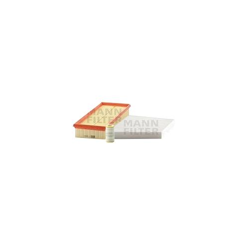 MANN-FILTER Filter Satz Ölfilter, Luftfilter und Innenraumluftfilter VSF0450MAN