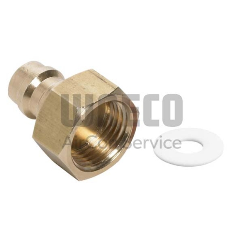 DOMETIC WAECO 8885400129 Adapter, Kältemittelflasche, Flaschenadapter