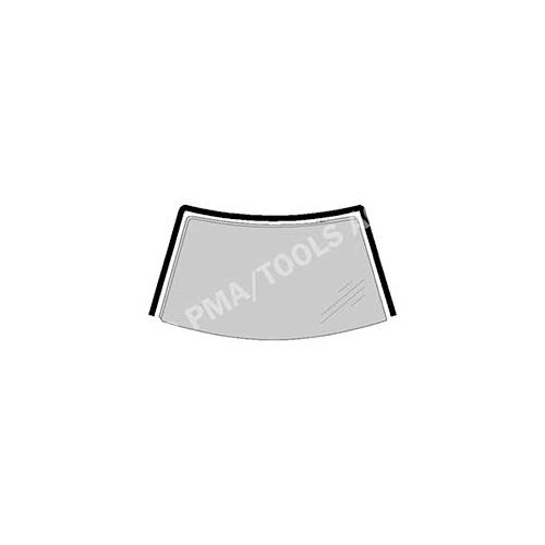 PMA TOOLS 303208131 Scheibenrahmen vorne, einteilig für Mazda 323 S/F VI