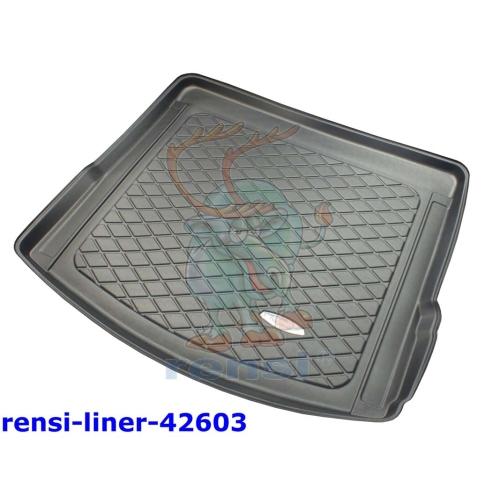 RENSI 42603 Kofferraumschalenmatte Gewicht 1800 g