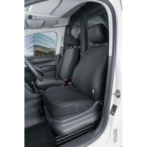 WALSER Sitzbezüge für VW Caddy Einzelsitz vorne Art.Nr.: 10517