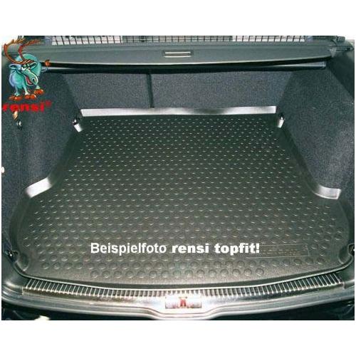 RENSI 60736 Kofferraumschalenmatte mit variab Ladeboden o. Reservenotrad 1000 g