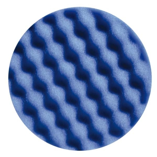 3M 50388 anti-hologram polishing foam, Ø 150 mm, blue, 1 set (2 pieces)