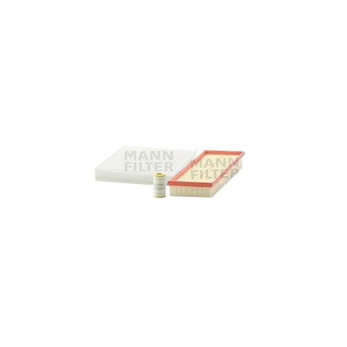 MANN-FILTER Filter Satz Ölfilter, Luftfilter und Innenraumluftfilter VSF0324MAN