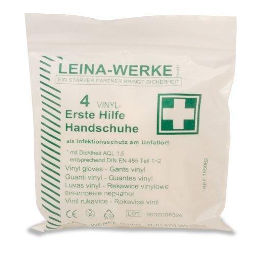 Leina Erste Hilfe Handschuhe REF 43011