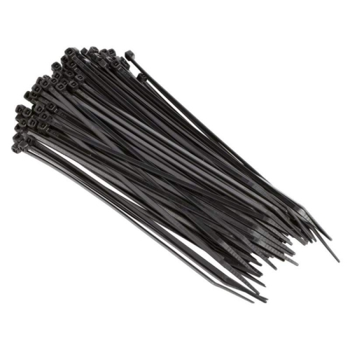 Kunzer cable ties from pure polyamide 750-8.8 black 71058
