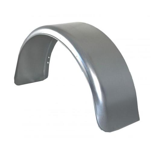 KNOTT Kotflügel Einachs-Blech-rund Typ: H2413/12 Art.Nr.:401532001