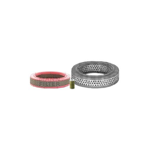 MANN-FILTER Filter Satz Ölfilter, Luftfilter und Innenraumluftfilter VSF0439MAN