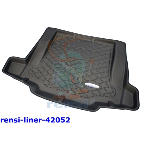 RENSI 42052 Kofferraumschalenmatte Gewicht 1600 g