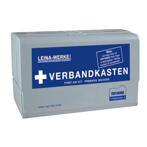 Leina-STAR Silver Edition KFZ-Verbandkasten 10101