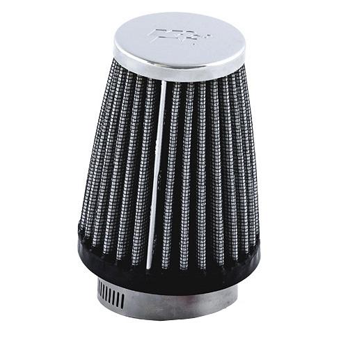 K&N Filters RC-1290 Universal Chrome Sportluftfilter
