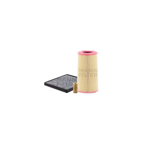MANN-FILTER Ölfilter, Luftfilter und Aktivkohle Innenraumluftfilter VSF0448MAN