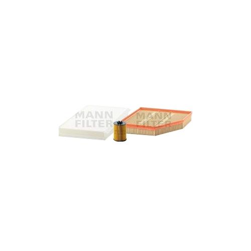 MANN-FILTER Filter Satz, Öl-,Luft und Innenraum-Filter VSF0243MAN