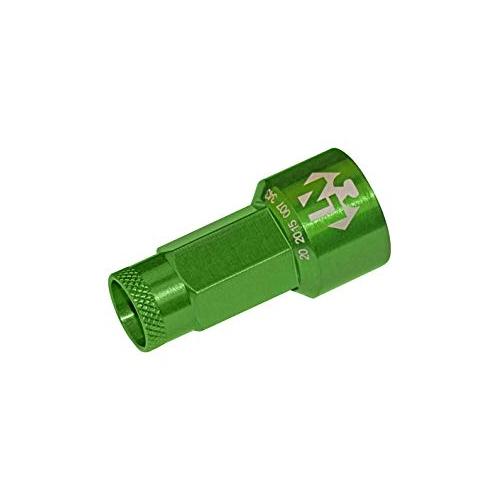 Foliatec LUGNUZZCOVER SET 37220 grün, 19mm