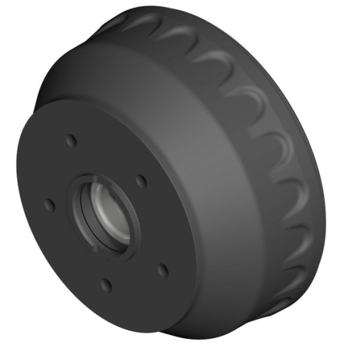 KNOTT Bremsnabe 200, Radanschluss 100x4/M12x1,5 Art.Nr.:25964C02
