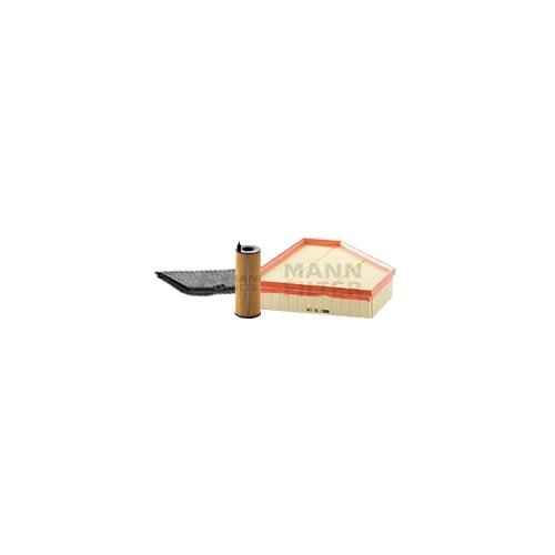 MANN-FILTER Filter Satz, Öl-,Luft und Innenraum Aktivkohle-Filter VSF0163MAN