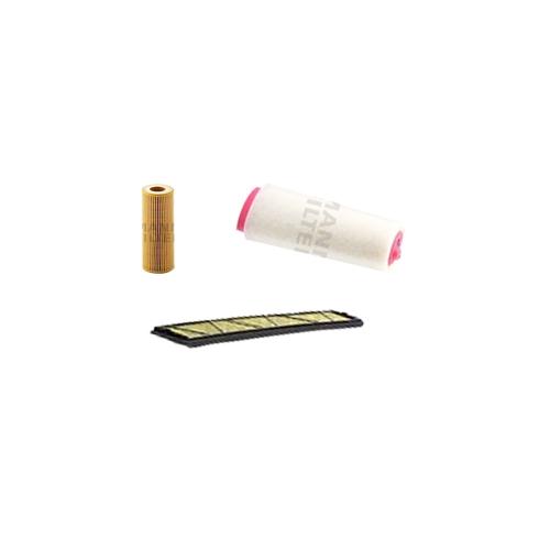MANN-FILTER Filter Satz, Öl, Luft- und Innenraum-Filter Polyphenol VSF0015MAN