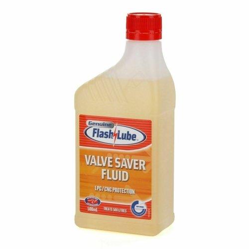 FLASHLUBE Kraftstoffadditiv Additiv LPG Autogas VALVE SAVER FLUID FV500M 500ml