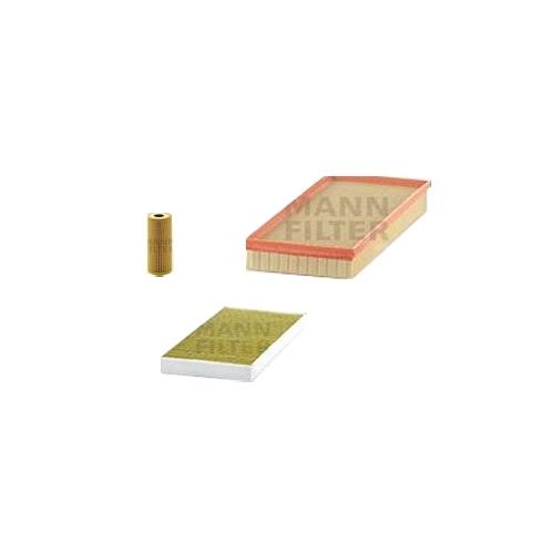 MANN-FILTER Filter Satz, Öl, Luft- und Innenraum-Filter Polyphenol VSF0033MAN