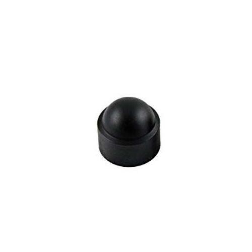 AIV 946631 PVC-Schutzkappe für Radmuttern, M 8, SW 13, schwarz