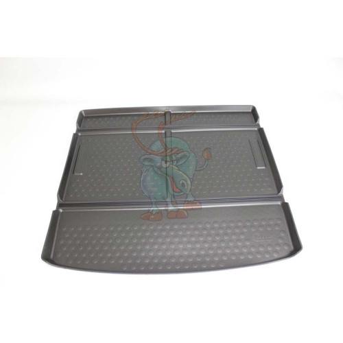 RENSI 52114 Kofferraumschalenmatte 5,6,7-Sitzer varibel/ Gwicht 1500 g