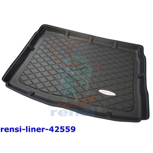 RENSI 42559 Kofferraumschalenmatte passend 4 Motion o. mit Voll-E-Rad 1600 g