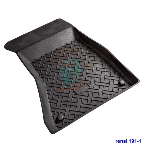 RENSI 191-1 footrest mat in front right