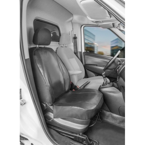 Seat covers for Opel Combo D front passenger seat