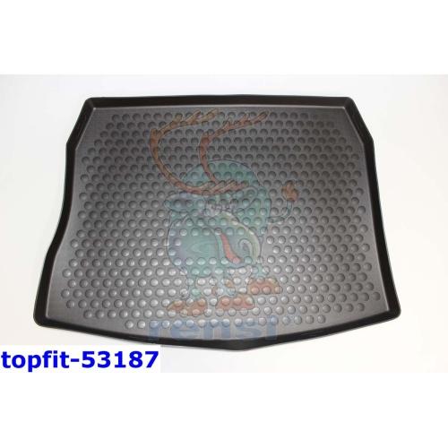 RENSI 53187 Kofferraumschalenmatte Quattro/Reserverad Gwicht 1200 g