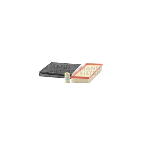 MANN-FILTER Ölfilter, Luftfilter und Aktivkohle Innenraumluftfilter VSF0325MAN