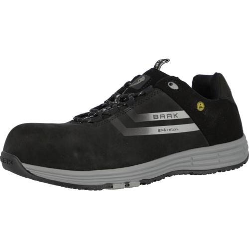 Baak 73442 Rob 2 safety shoe S3 black Gr. 44