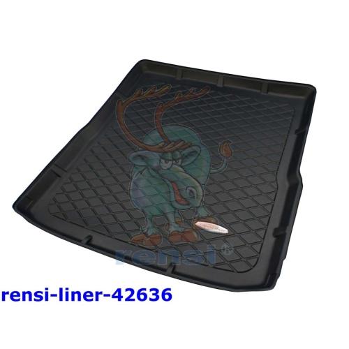 RENSI 42636 Kofferraumschalenmatte Gewicht 2300 g