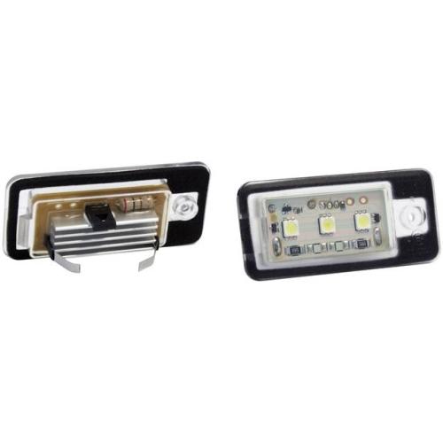 Rdi 610773 Devil Eyes LED license plate light for Audi