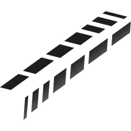 Foliatec CAR DESIGN STICKER SHADES 33923 schwarz matt