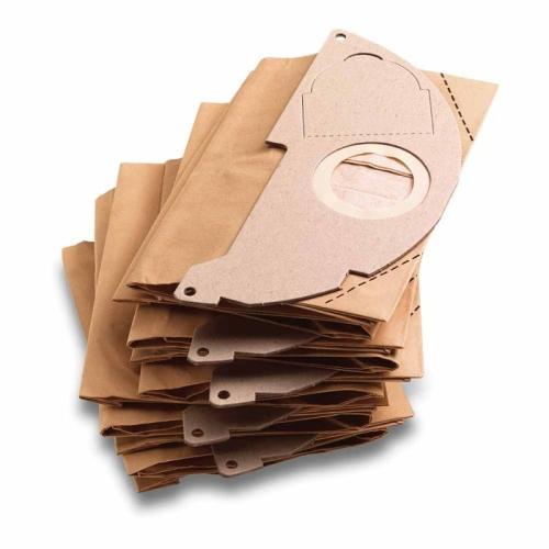 Kärcher Papierfiltertüten 2-lagig 5 St. Art.Nr.: 6.904-167.0