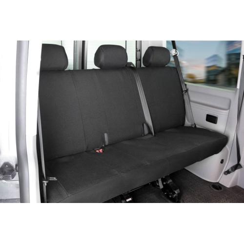 WALSER Sitzbezüge für VW T5 3er Bank Pritsche Art.Nr.: 10460