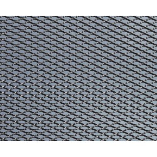 Foliatec ALU RENNGITTER 34727 mittel schwarz 20 x 120 cm